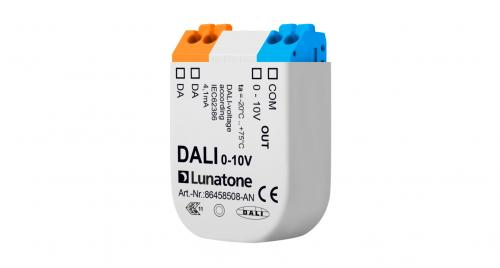 Lunatone DALI 0-10V analog galv. getrennt
