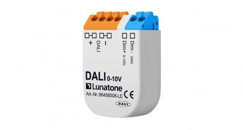 Lunatone DALI 0-10V analog