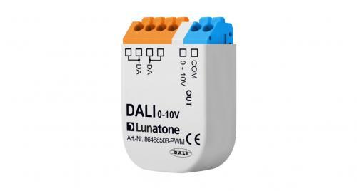 Lunatone DALI 0-10V PWM 1mA galv. getrennt