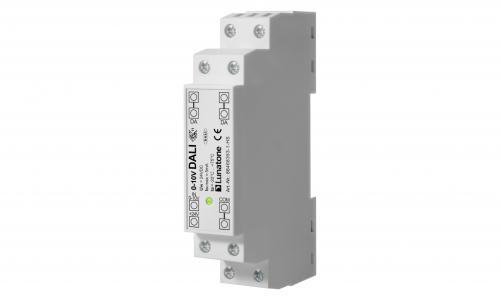 Lunatone 1x0-10V till DALI converter HS 1ch DT6