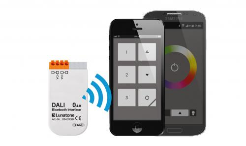 Lunatone DALI BT Bluetooth Puck 4.0