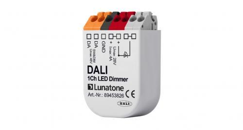 Lunatone DALI 1-k 12-48V LED-Dimmer 4A