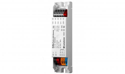 Lunatone DALI 4-k 12-48V LED-Dimmer 16A