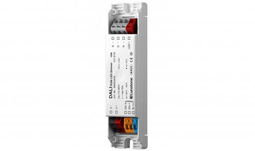 Lunatone DALI DT8 12-48V RGB LED-Dimmer 10A