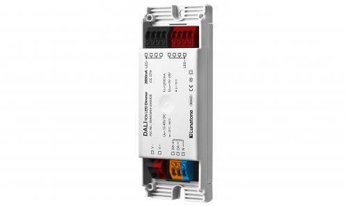 Lunatone DALI 1-k 12-48V CC 2500mA LED-Dimmer
