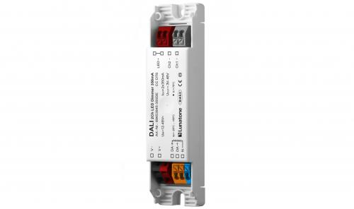 Lunatone DALI 2-k 12-48V CC 350mA LED-Dimmer