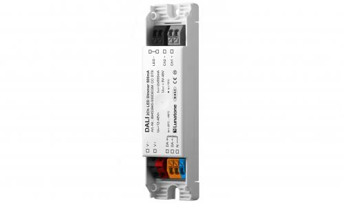 Lunatone DALI 2-k 12-48V CC 500mA (C-) LED-Dimmer