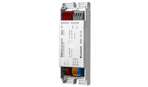 Lunatone DALI 2-k 12-48V CC 700mA (C-) LED-Dimmer