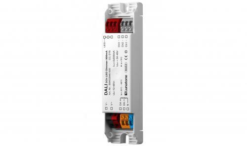 Lunatone DALI 3-k 12-48V CC 500mA (C+) LED-Dimmer