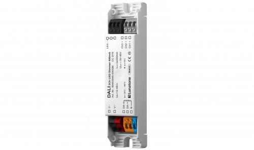 Lunatone DALI 3-k 12-48V CC 500mA (C-) LED-Dimmer