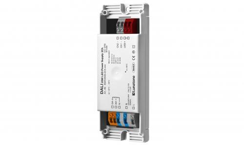 Lunatone DALI 1-k 230V 15W 350mA LED-Dimtrafo