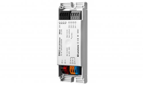 Lunatone DALI 4-k 12-48V CC 350mA (C-) LED-Dimmer
