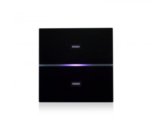 eelectron 9025 Front RGB 2kn Svart