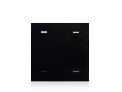 eelectron 9025 Front Standard 4kn Svart