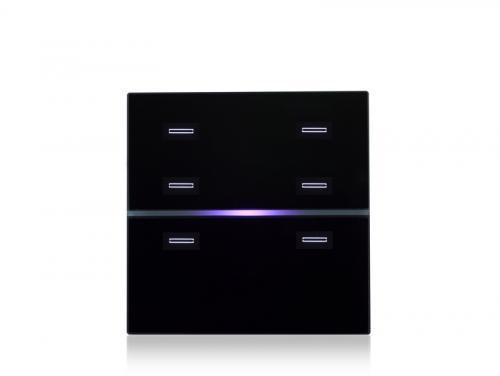 eelectron 9025 Front RGB 6kn Svart