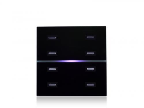 eelectron 9025 Front RGB 8kn Svart