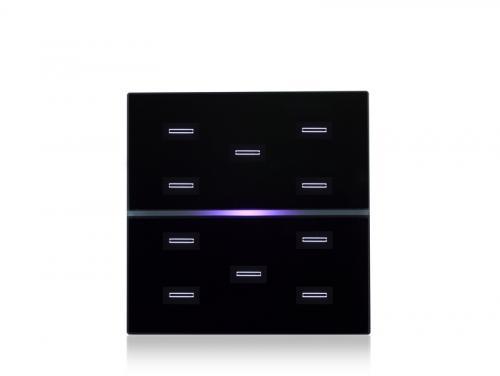 eelectron 9025 Front RGB 10kn Svart
