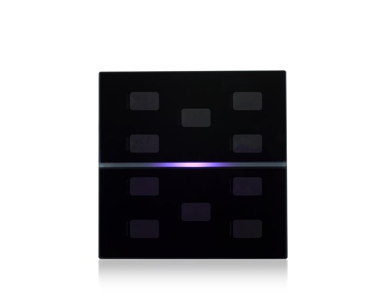eelectron 9025 Front RGB Custom 10kn Svart