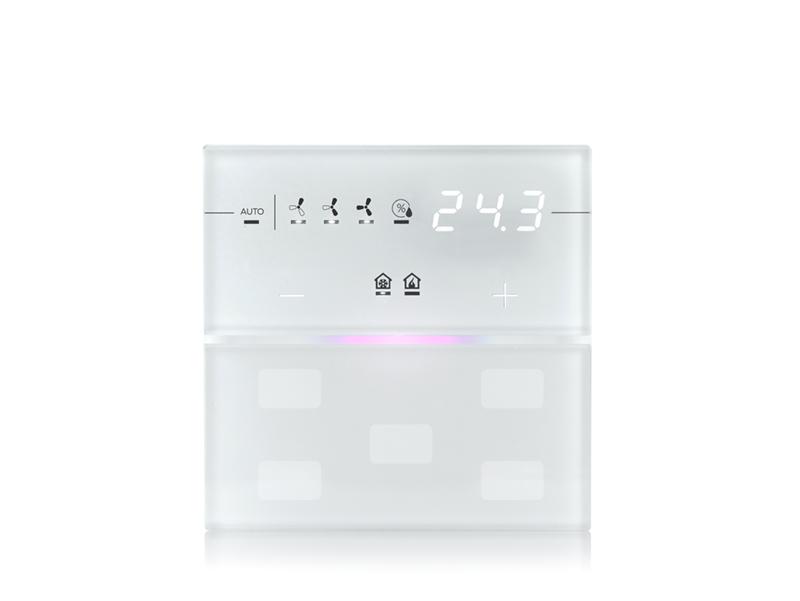 eelectron 9025 Front Custom 5kn Termostat/Hygrostat Vit Hotell
