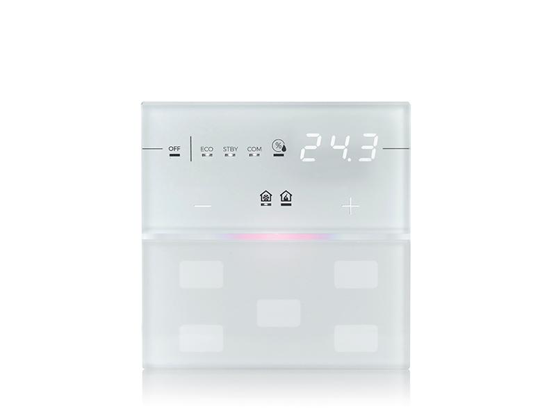 eelectron 9025 Front Custom 5kn Termostat/Hygrostat Vit