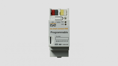 ise smart app KNX Axis