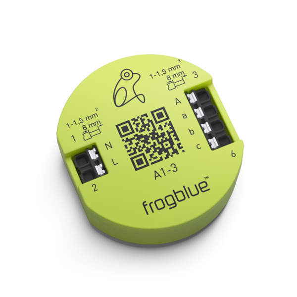 Frogblue frogAct1-3 Bluetooth 1xRelä 3xIN
