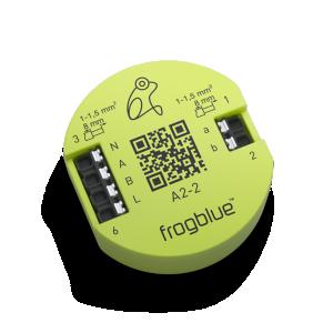 Frogblue frogAct2-2 Bluetooth 2xRelä 2xIN