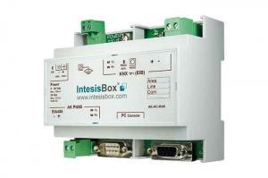 IntesisBox KNX/Arcelik AC GW (RAC,PAC,VRF) 8 enh