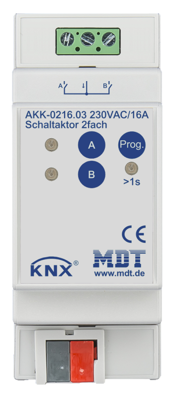 MDT Brytaktor 2-kan AKK Compact