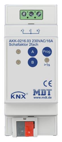 MDT Brytaktor 4-kan AKK Compact