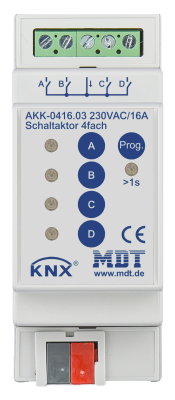 MDT Brytaktor 8-kan AKK Compact