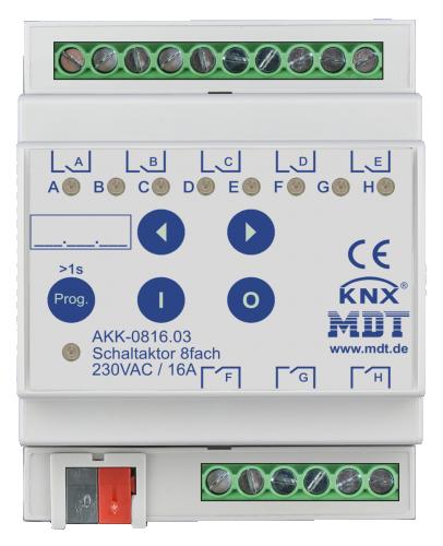 MDT Brytaktor 12-kan AKK Compact