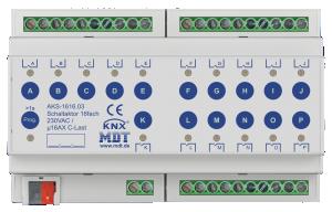 MDT Brytaktor 16-kan AKS Standard