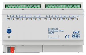 MDT Binäringång 16-kan 230VAC