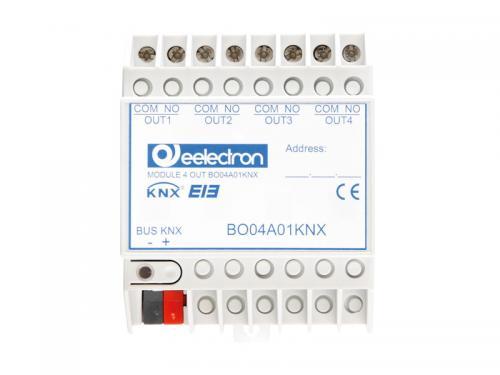eelectron Brytaktor 4-kan - C-last