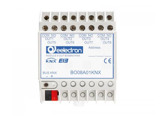 eelectron Brytaktor 8-kan - C-last