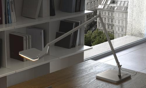eelectron Otomo Jackie IoT Bordslampa (fot) Titanium 10W