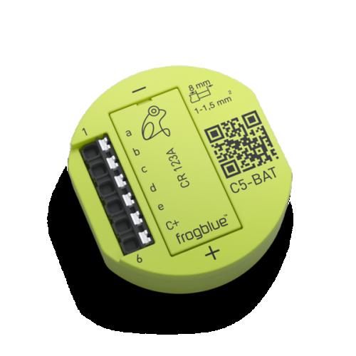 Frogblue frogContact5-BAT Bluetooth 5xIN Batteri