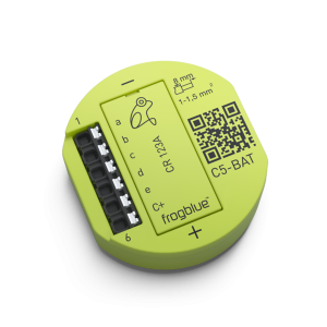 Frogblue frogContact5-BAT Bluetooth 5xIN Batteri