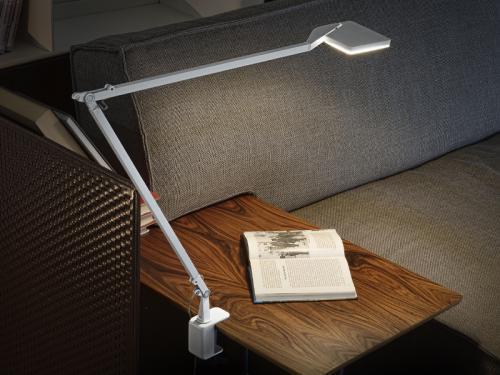 eelectron Otomo Jackie IoT Bordslampa (klämma) Titanium 10W
