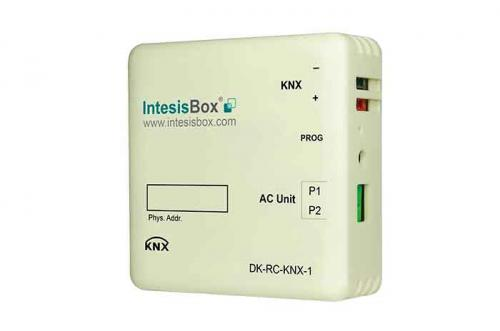 IntesisBox KNX/Daikin AC GW SKY VRV (PAC,VRF)