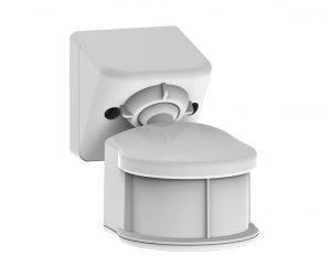 DINUY Närvarodetektor Tak/Vägg Utanp. 10x6m + Temp