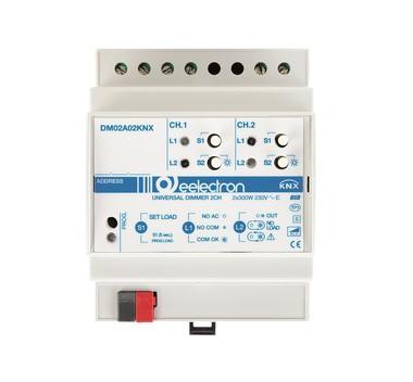 Dimmeraktor 2-kan 2x300W- obsolete