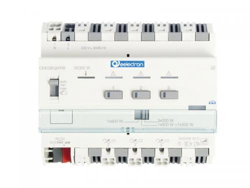 eelectron Dimmeraktor 1/2/3-kan 900W/600+300/3x300