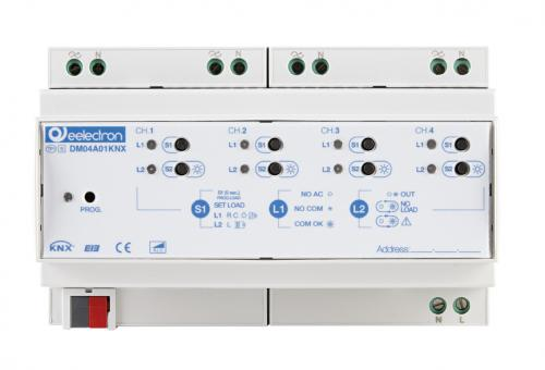 eelectron Dimmeraktor 4-kan 300W/60W LED