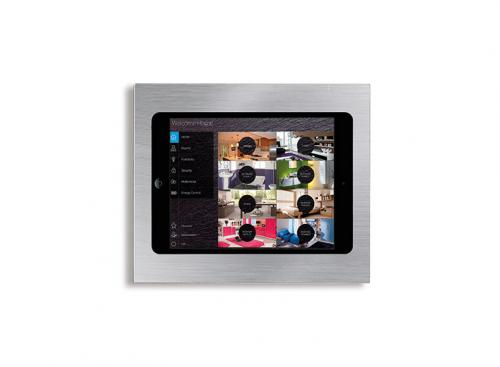 eelectron Väggstation infälld iPad Mini 2, iPad Mini 4 Vit Metall