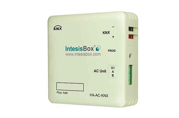 IntesisBox KNX/Haier AC GW (VRF) 16 enh