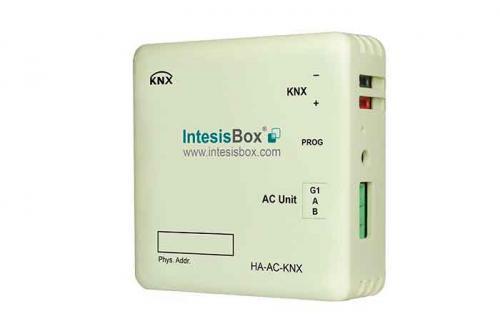 IntesisBox KNX/Haier AC GW (VRF) 8 enh