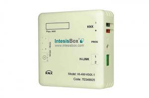 IntesisBox KNX/Hitachi AC GW Luft/Vat Yutaki (A2W)