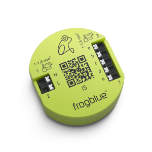 Frogblue frogIn3-AC  Bluetooth 5xIN 230V